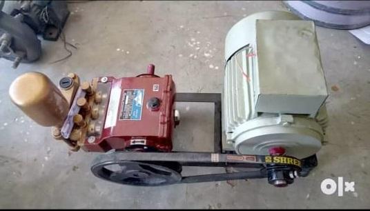 Water Pressure Pump Machine 05