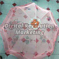 Eight Sticks Printed Baby Net