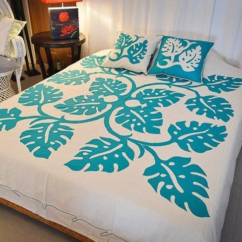 Applique Bed Sheet