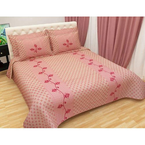 Cotton Printed Bed Cover