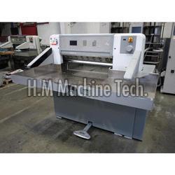 Pedestal Type Paper Cutting Machine