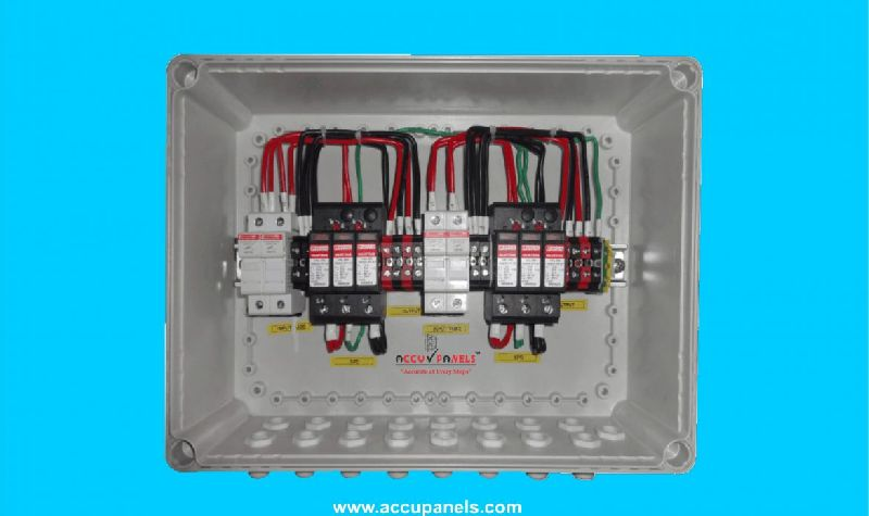 Array Junction Boxes