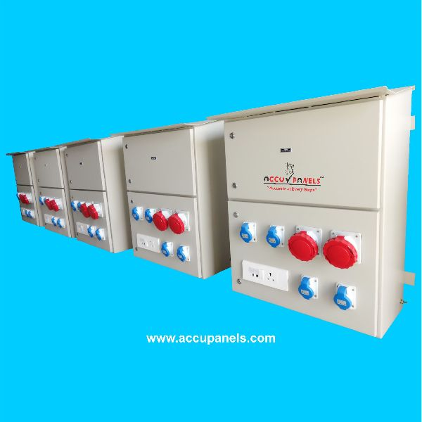 Plug & Socket Distribution Board 02