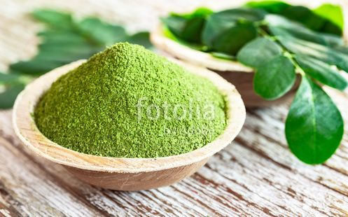 Fresh Moringa Powder