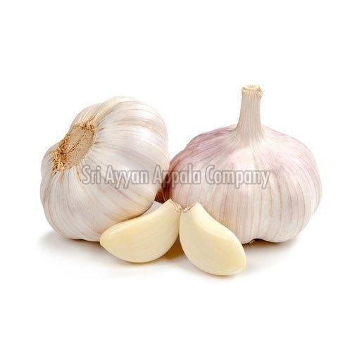 Fresh Raw Garlic