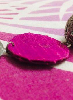Handmade Jhumka Earrings 04