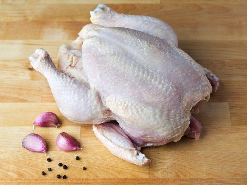 Frozen Whole chicken