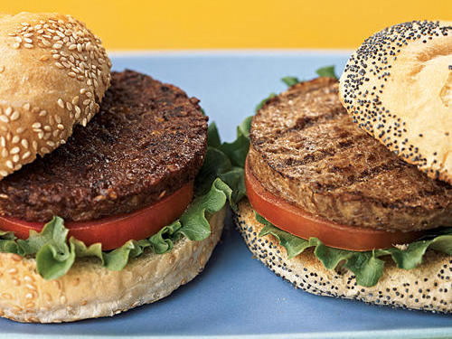Soybean Burger Patties