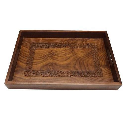 Wooden Designer Tray