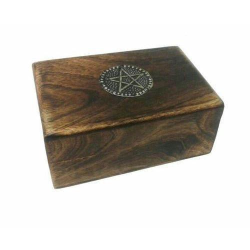 Wooden Polished Plain Box
