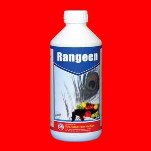 Rangeen Organic Plant Growth Promoter