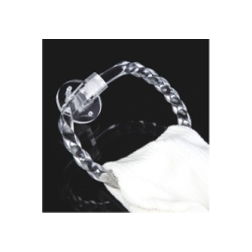 Acrylic Designer Towel Ring