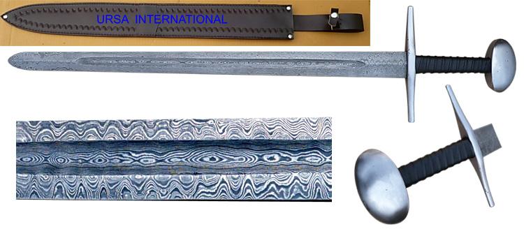 Steel Swords