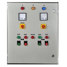 Starter Control Panel