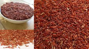 Preboiled Red Rice