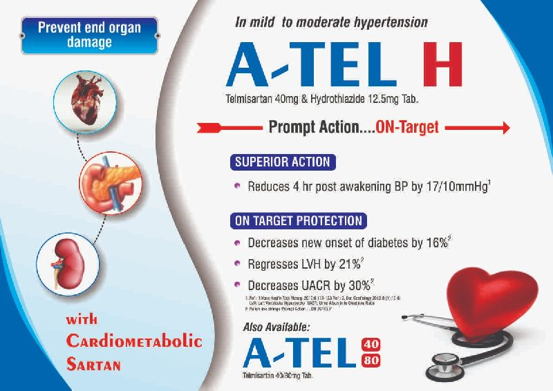 A-Tel H Tablets