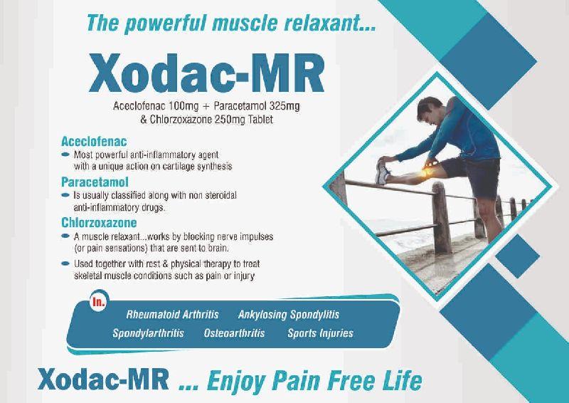 Xodac MR Tablets