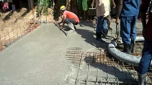 Ready Mix Concrete M20 OPC Cement