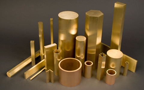 Brass Rods & Bars