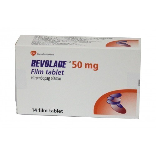 Revolade 50 Mg Tablets