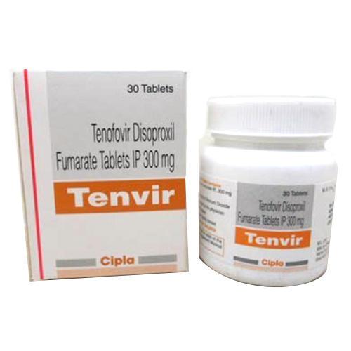 Tenvir 300 Mg Tablets