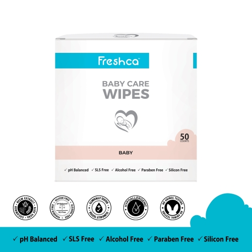 Baby Care Wet Wipes - Manufacturer Exporter Supplier in