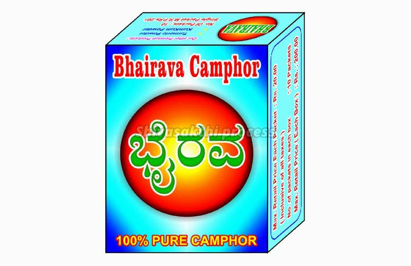 Camphor Boxes