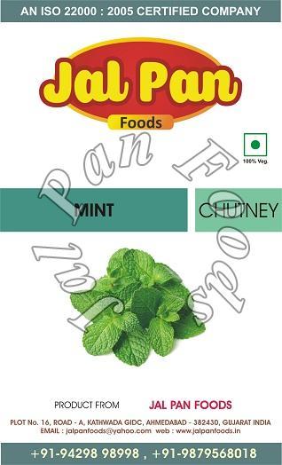 Mint Chutney