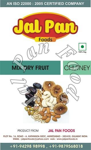 Mix Dry Fruit Chutney