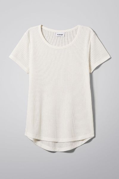 Ladies Plain Round Neck T-Shirts