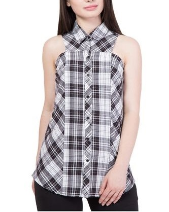 Ladies Sleeveless Shirts