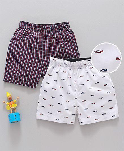 Mens Designer Boxer Shorts