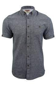 Mens Plain Half Sleeve Shirts