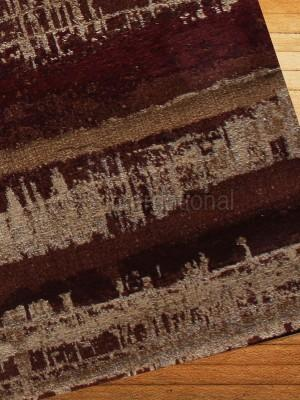 Modern Brown Persian Carpet
