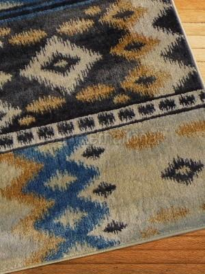 Multi Colored Persian Carpet