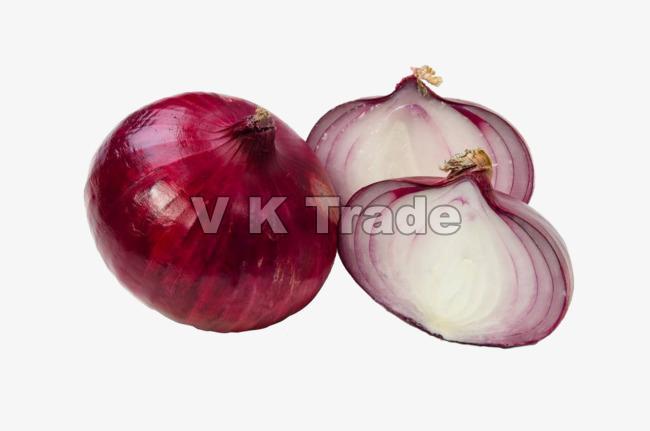 Dark Red Onion