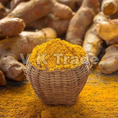 Dried Turmeric Powder