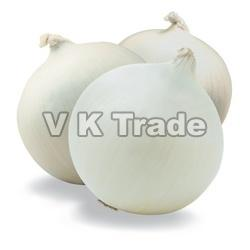 Organic Fresh White Onion