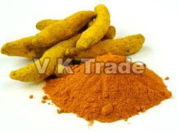 Polished Turmeric Powder