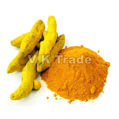 Unpolished Turmeric Powder
