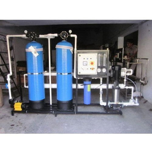 Activated Carbon RO Plant