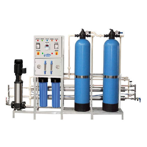Industrial FRP RO Water Plant