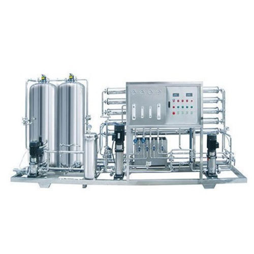 Stainless Steel 2 Pass RO Plant