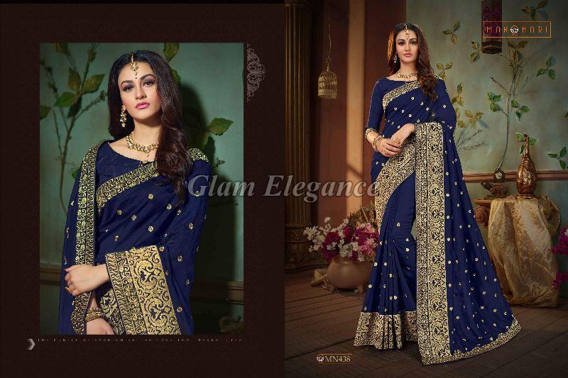 Manohari Roohi VOL-3 Designer Sarees