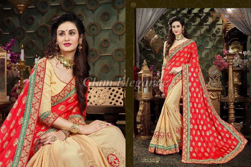 MN343 Manohari Roohi VOL-1 Designer Saree