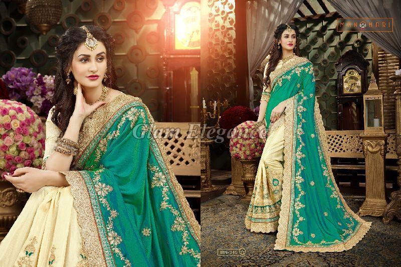 MN345 Manohari Roohi VOL-1 Designer Saree