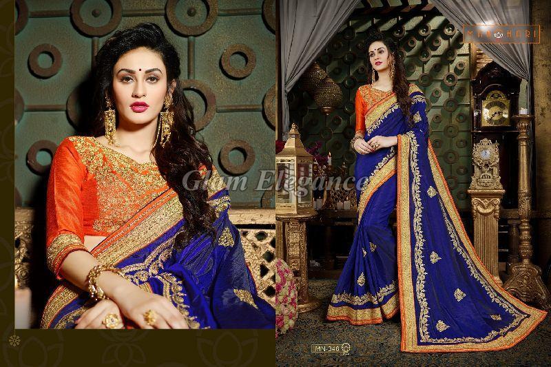 MN346 Manohari Roohi VOL-1 Designer Saree