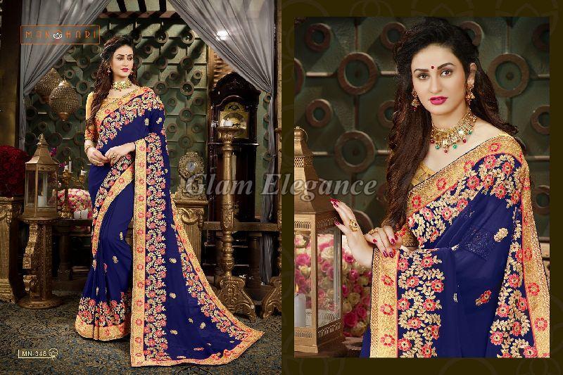 MN348 Manohari Roohi VOL-1 Designer Saree