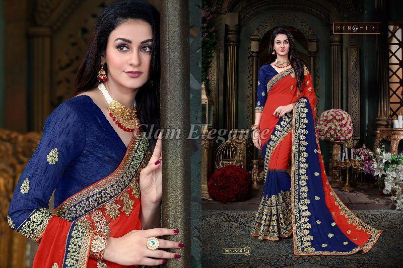 MN354 Manohari Roohi VOL-2 Designer Sarees