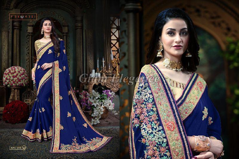 MN358 Manohari Roohi VOL-2 Designer Sarees